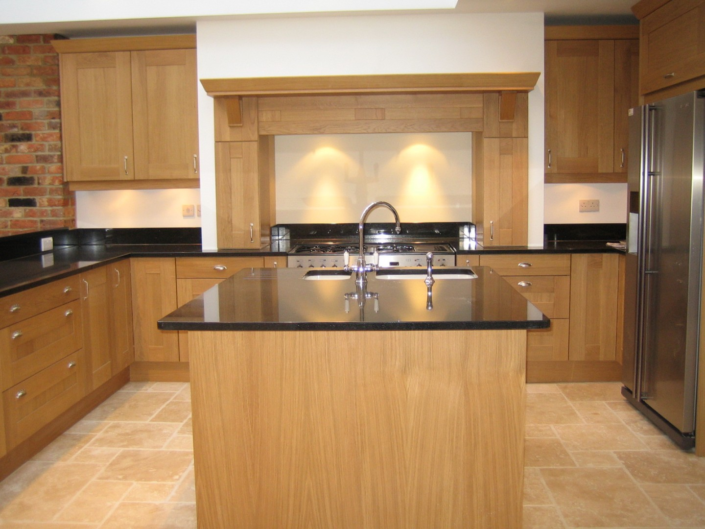 Outstanding Kitchen with Oak 1440 x 1080 · 270 kB · jpeg